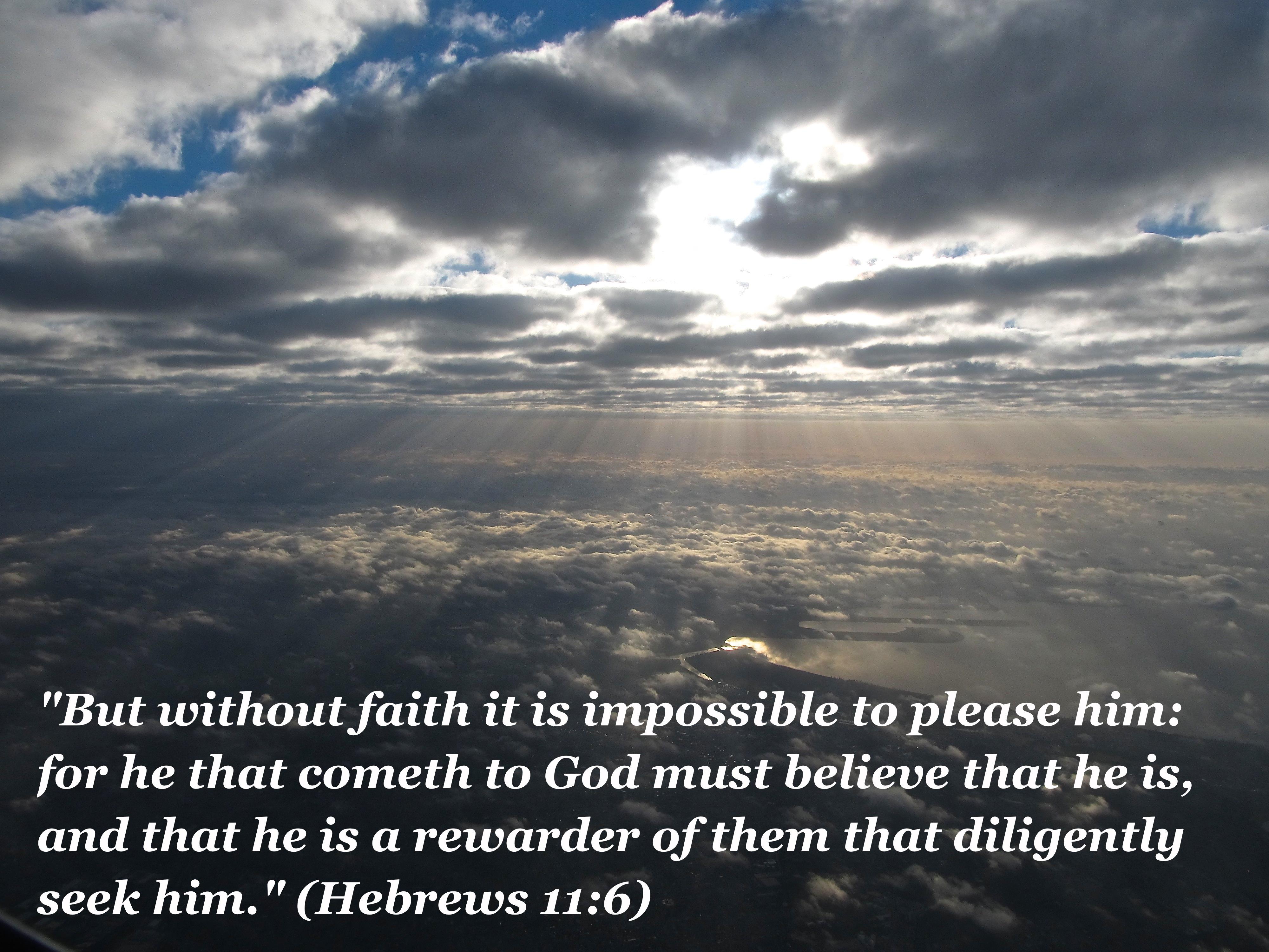 Moving Beyond Doubt To Faith Markjemilbooths Blog