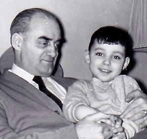 Dad and me (1957)