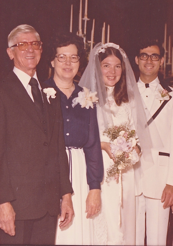 Our Wedding (June 22, 1979)