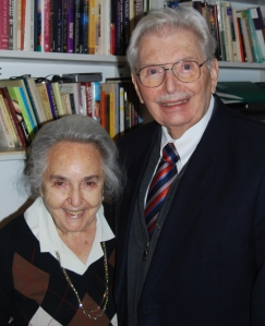 Bill and Maria Teresa Standridge-Married and serving the Lord together for over 56 years!